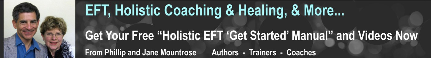 Holistic Coaching and Healing with EFT