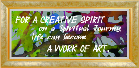 The Spiritual Journey as a Work of Art