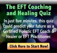 EFT Coaching and Healing Quiz