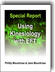EFT Kinesiology Special Report