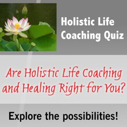 Holistic Life Coaching Success quiz