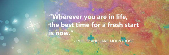 Fresh Start Quote