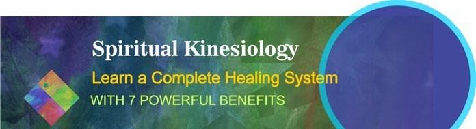 Spiritual Kinesiology Healing System