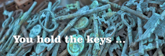 You hold the keys to holistic healing