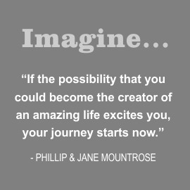 A Quote From Phillip and Jane Mountrose