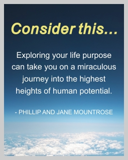 Discover Your Life Purpose Message